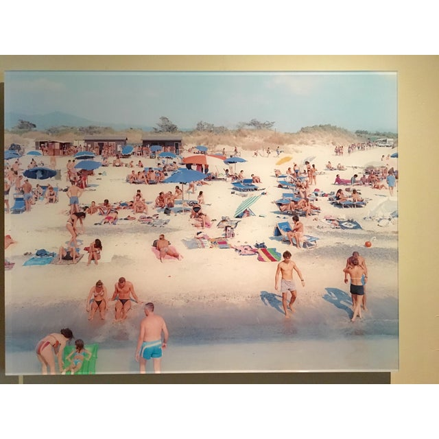 Massimo Vitali Diptych Limited Edition - Image 4 of 5
