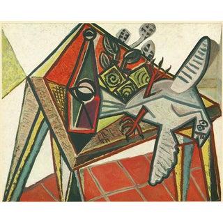 1943 Picasso Original Nature Morte XVI Lithograph For Sale