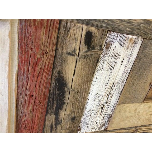 Rustic Barnwood Door - Image 4 of 6
