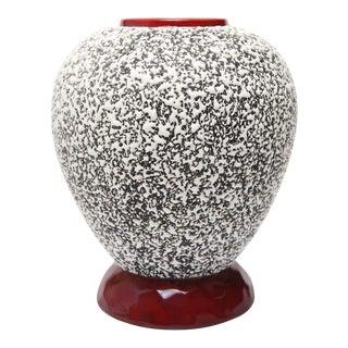 Paul Milet French Art Deco Sevres Ceramic Vase For Sale