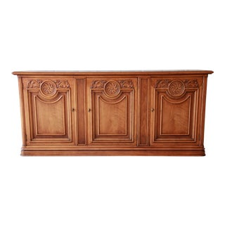 Henredon Custom Folio Two Collection French Country Sideboard