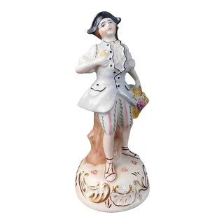 1960s French Nobel Figurine For Sale