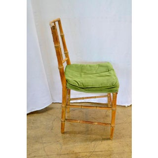 Early 20th Century Antique Bamboo Chair Preview