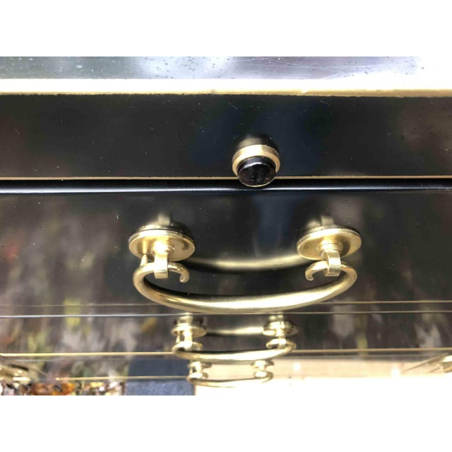 Modern Sligh Pacific Isle Console For Sale - Image 9 of 12