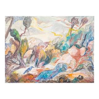 """William Eckhardt Kohler, """"Pinyon Jay"""" For Sale"""