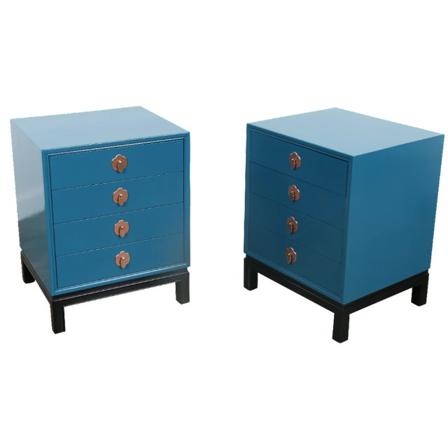 Landstrom Furniture Nightstands - A Pair - Image 1 of 11