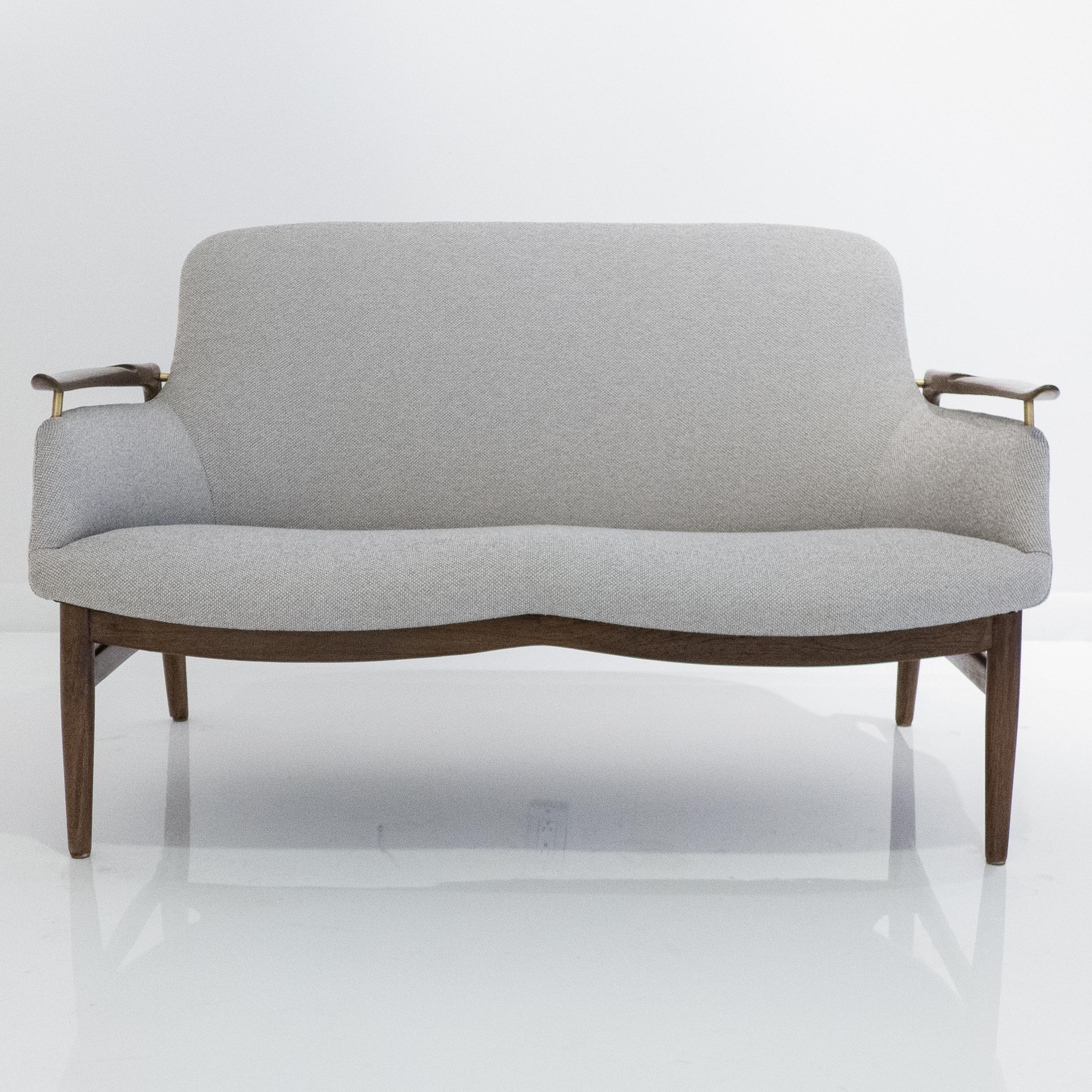 Finn Juhl Sofa And Chair For Niels Vodder   Image 3 Of 11