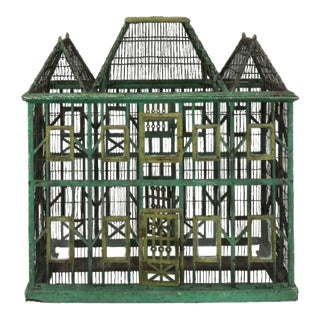 19th Century French Bird Cage For Sale