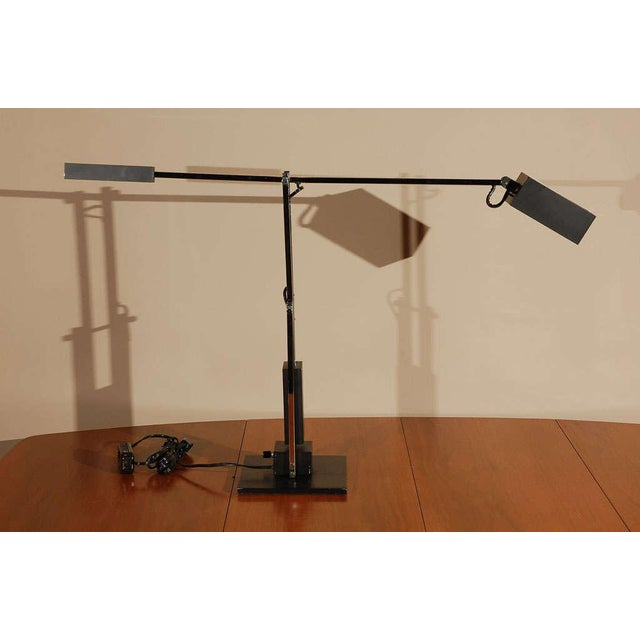 1970s Counter Balance Task Lamp For Sale In Los Angeles - Image 6 of 9