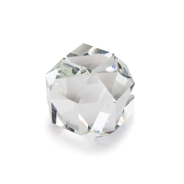 Crystal Octahedrons Small For Sale In Detroit - Image 6 of 6