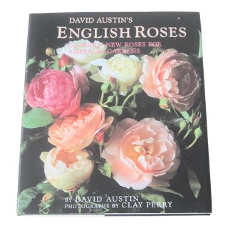 English Roses: Glorious New Roses for American Gardens