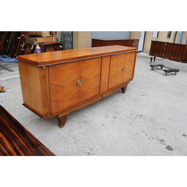 French Art Deco Palisander Sideboard - Image 4 of 10