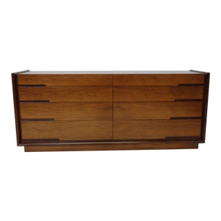 Edmund Spence Long Low Double Dresser For Sale