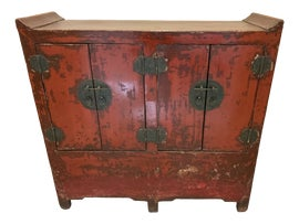 Image of Newly Made Antique Credenzas