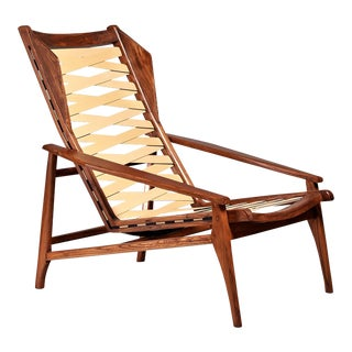 Customizable Variation on Gio Ponti lounge chair, Italy, 1950s For Sale