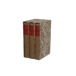 The Life of Samuel Johnson by James Boswell, Set of 3 Books For Sale