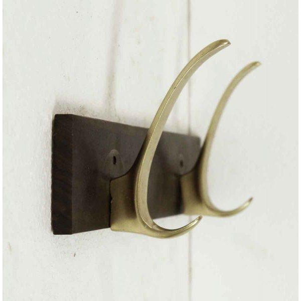 Mid-Century Modern Hook Rack For Sale - Image 4 of 6