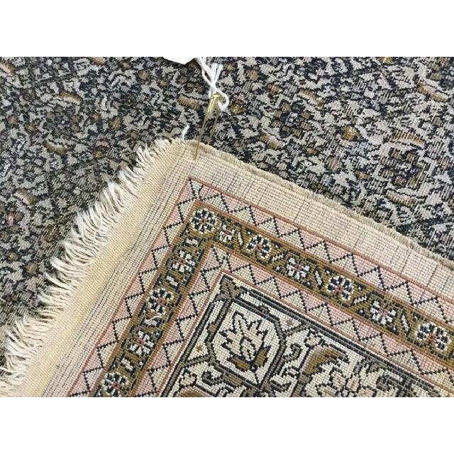 Early 20th Century Handmade Persian Rug - 4′ × 6′2″ - Image 3 of 5