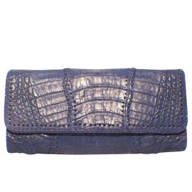 Image of Leather Evening Bags and Clutches