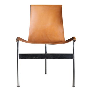 William Katavolos, Ross Littell & Douglas Kelley T-Chair for Laverne, Circa 1953 For Sale