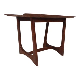 Unusual Mid-Century Modern End Table by Craft Associates For Sale