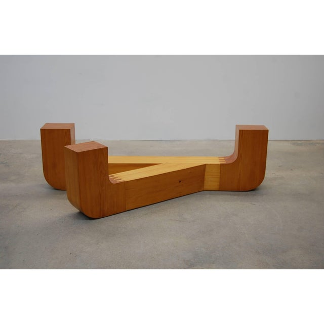 Sculptural Coffee Table by Jennie Lea Knight For Sale - Image 5 of 10