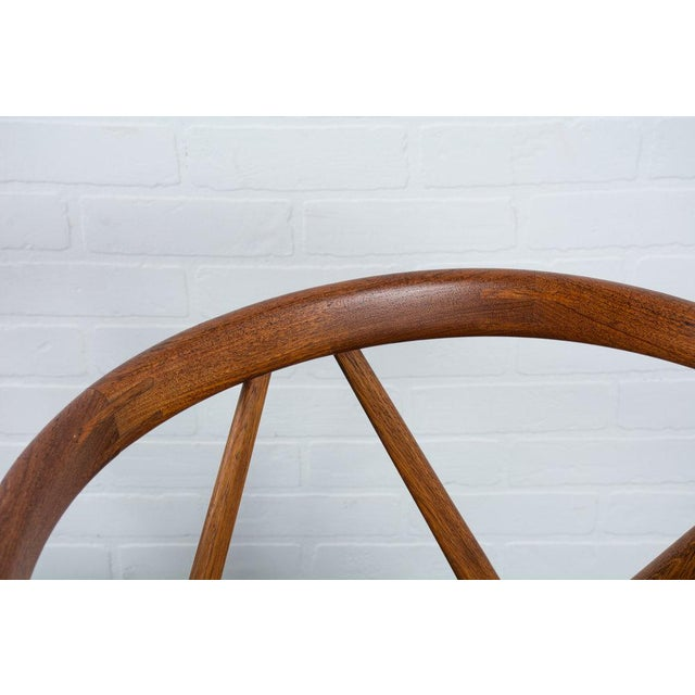 Henning Kjærnulf for Bruno Hansen Model 255 Teak Chairs - A Pair For Sale - Image 9 of 13