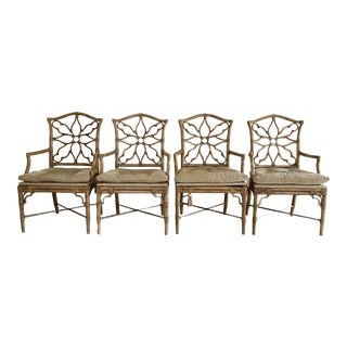 Furgeson Copeland Dining Chairs - Set of 4 For Sale