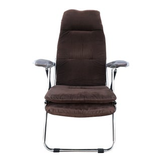 Mid Century Modern Reclining Lounge Chair For Sale