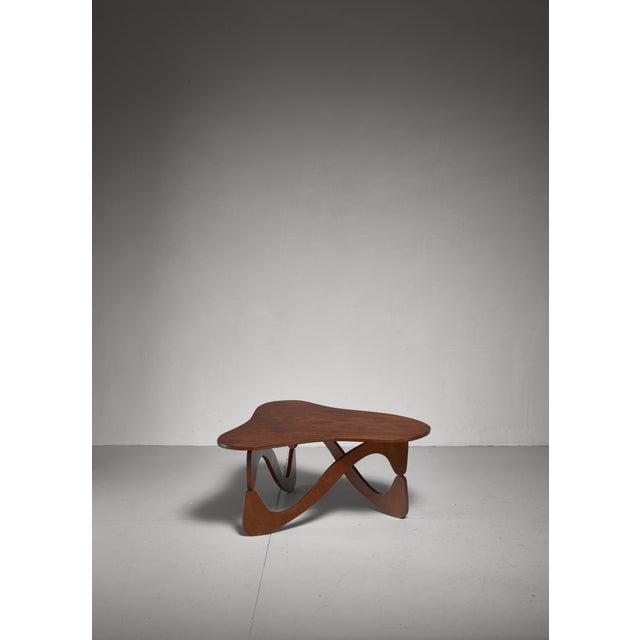 José Zanine Caldas Coffee Table, Brazil For Sale - Image 6 of 6