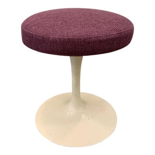 Eero Saarinen for Knoll Tulip Stool For Sale