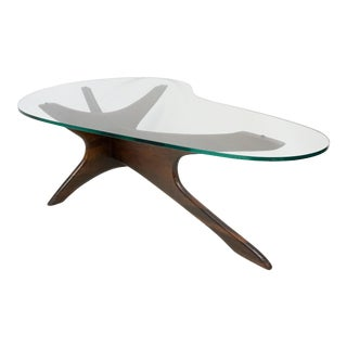 Adrian Pearsall Mid-Century Modern Coffee Table