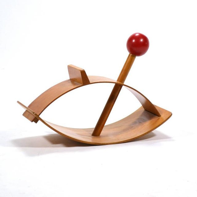 Mid-Century Modern Modernist Hobby Horse by Creative Playthings For Sale - Image 3 of 11