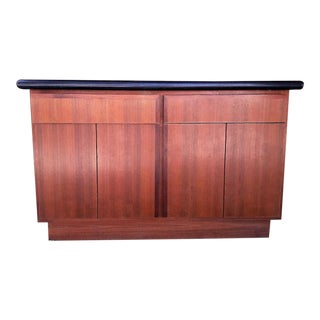 1970s Modern Kitchen Cabinet For Sale