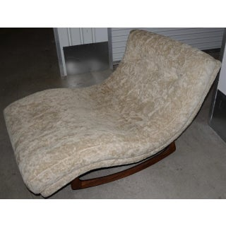 Adrian Pearsall Wave Rocker Mid 20th Century Preview