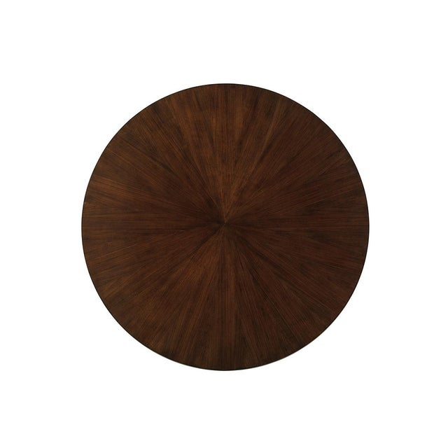 Your pace may slow as your approach this table because there are so many beautiful elements. The 20-piece radial matched...