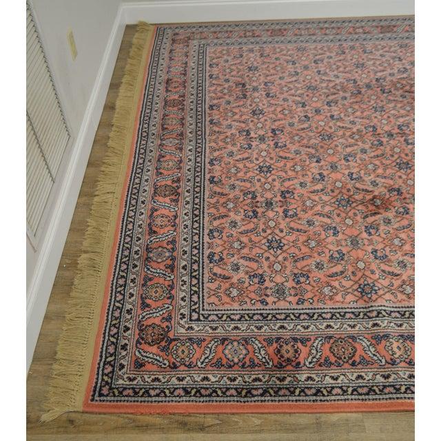 """Textile Karastan """"Antique Feraghan"""" # 754 8.8'x12' Room Size Rug For Sale - Image 7 of 13"""