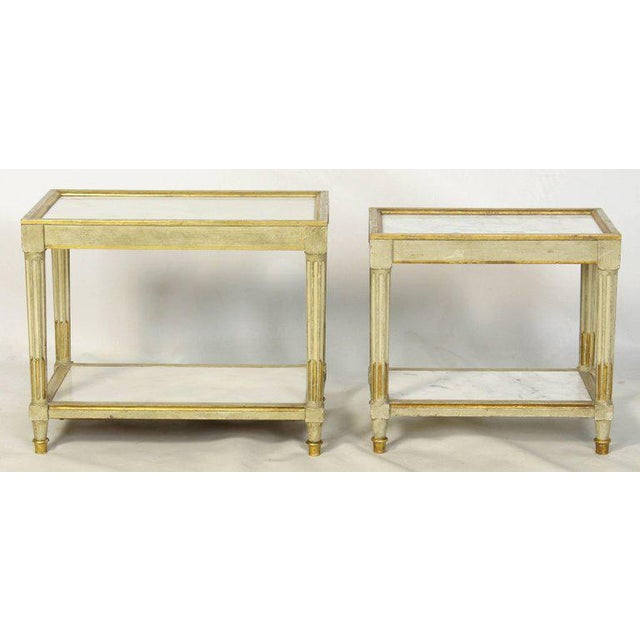 Italian Side Tables - a Pair - Image 3 of 10