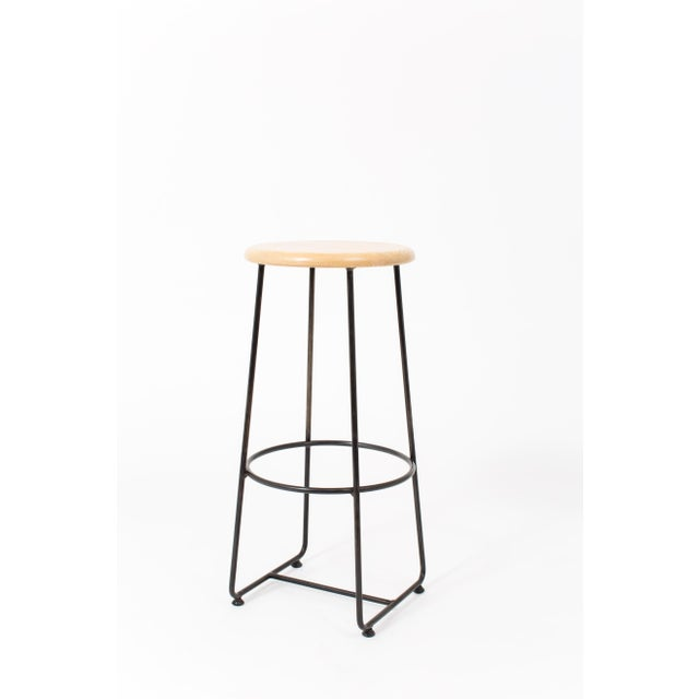 Steven Bukowski Contemporary Altro Bar Stool For Sale In New York - Image 6 of 6