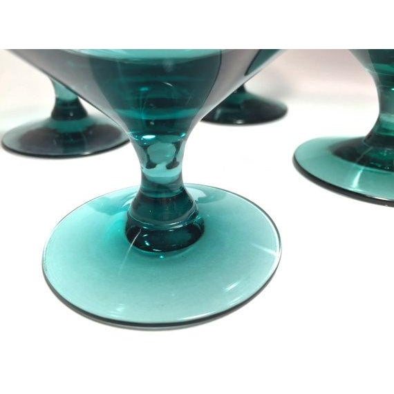 Russel Wright American Modern Goblets - Set of 4 - Image 4 of 6