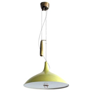 Paavo Tynell Counter Weight Chandelier