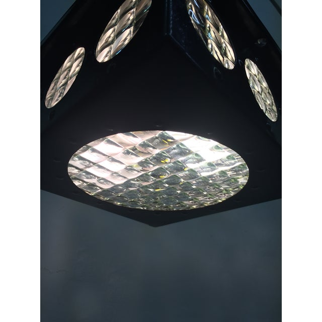 1960s Flush Mount Fixtures - A Pair - Image 3 of 5