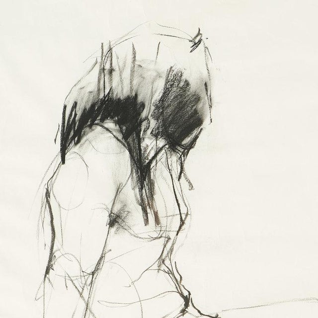 Figurative Female Figural Sketch From Amsterdam For Sale - Image 3 of 5