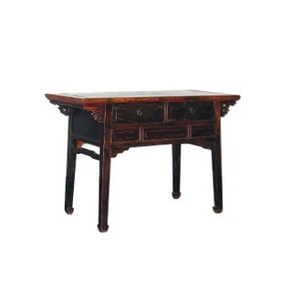 Antique Qing Dynasty Chinese Desk