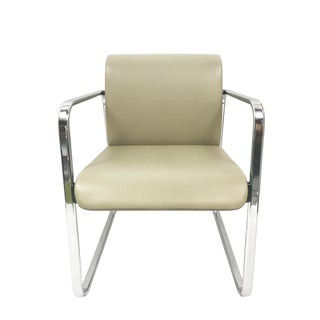Peter Protzman for Herman Miller Chrome Frame Chair Preview