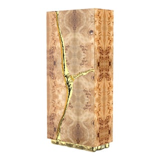 Covet Paris Lapiaz Poplar Cabinet For Sale