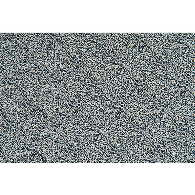 Stark Studio Rugs, Wildlife, Cobalt, 9' X 12' For Sale - Image 6 of 8