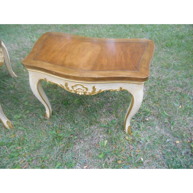 Baker Furniture French Regency Collector Series 3 Piece Coffee Table - Image 7 of 10