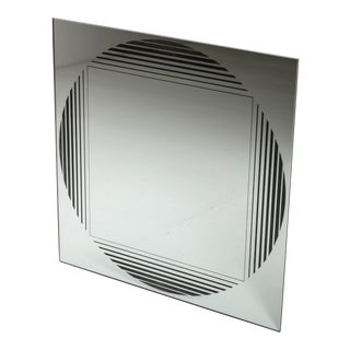 """Brama"" Wall Mirror by Gianni Celada for Fontana Arte"