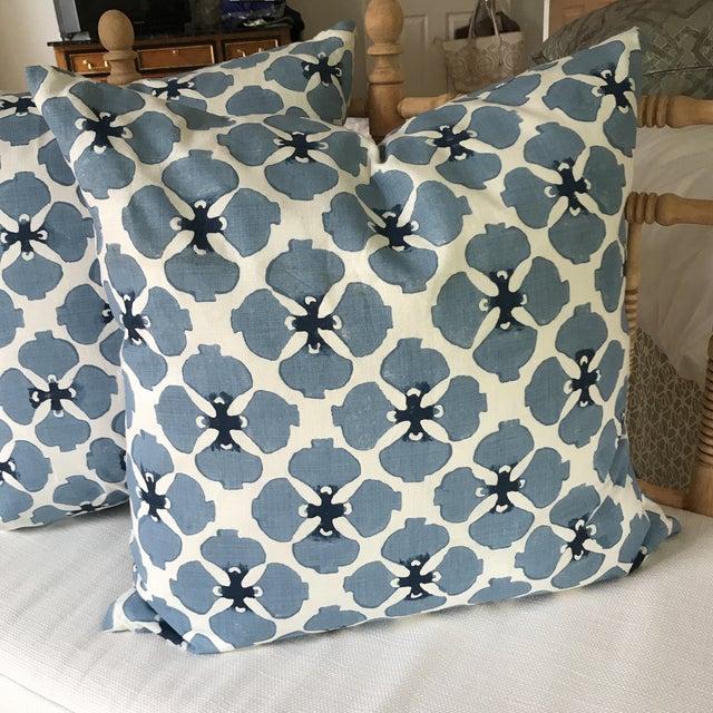 Galbraith and Paul Linen Pillows - A Pair - Image 7 of 8
